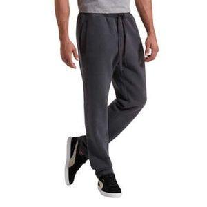 NWT! Puma Mens Fleece Sweatpants Gray